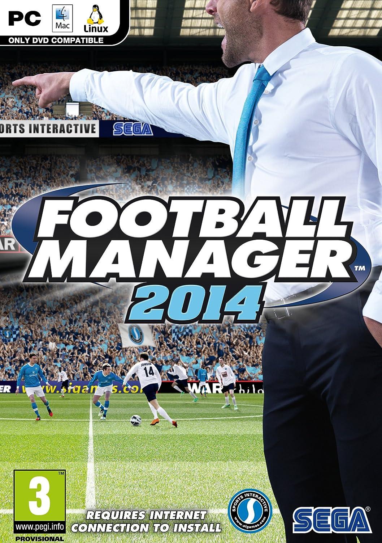 Football Manager 2014 B00EJ9GCTQ Parent