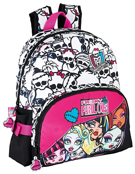 Monster High Mochila Infantil 28 Cm
