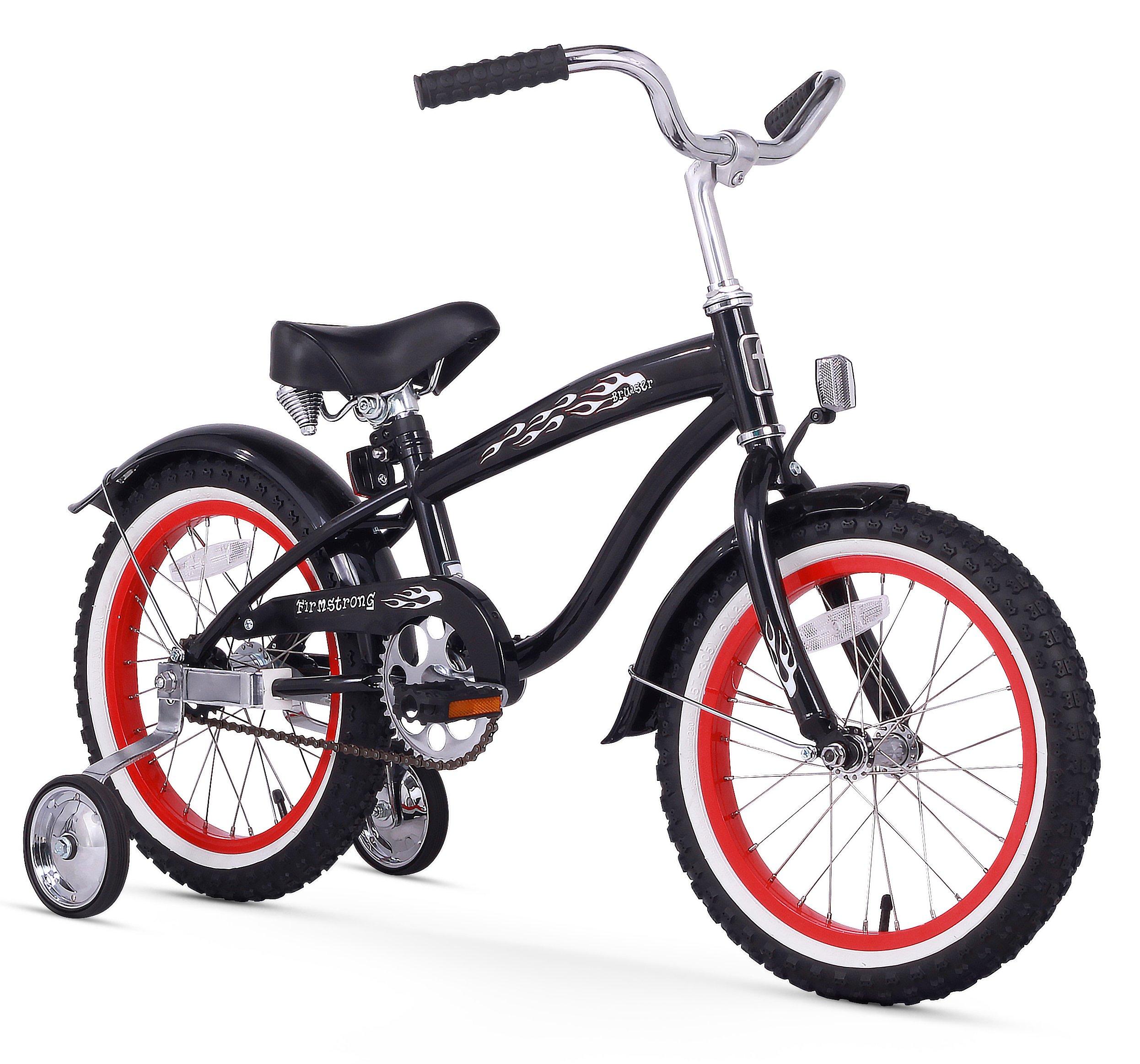 Firmstrong Mini Bruiser 16 Single Speed Beach Cruiser Bike