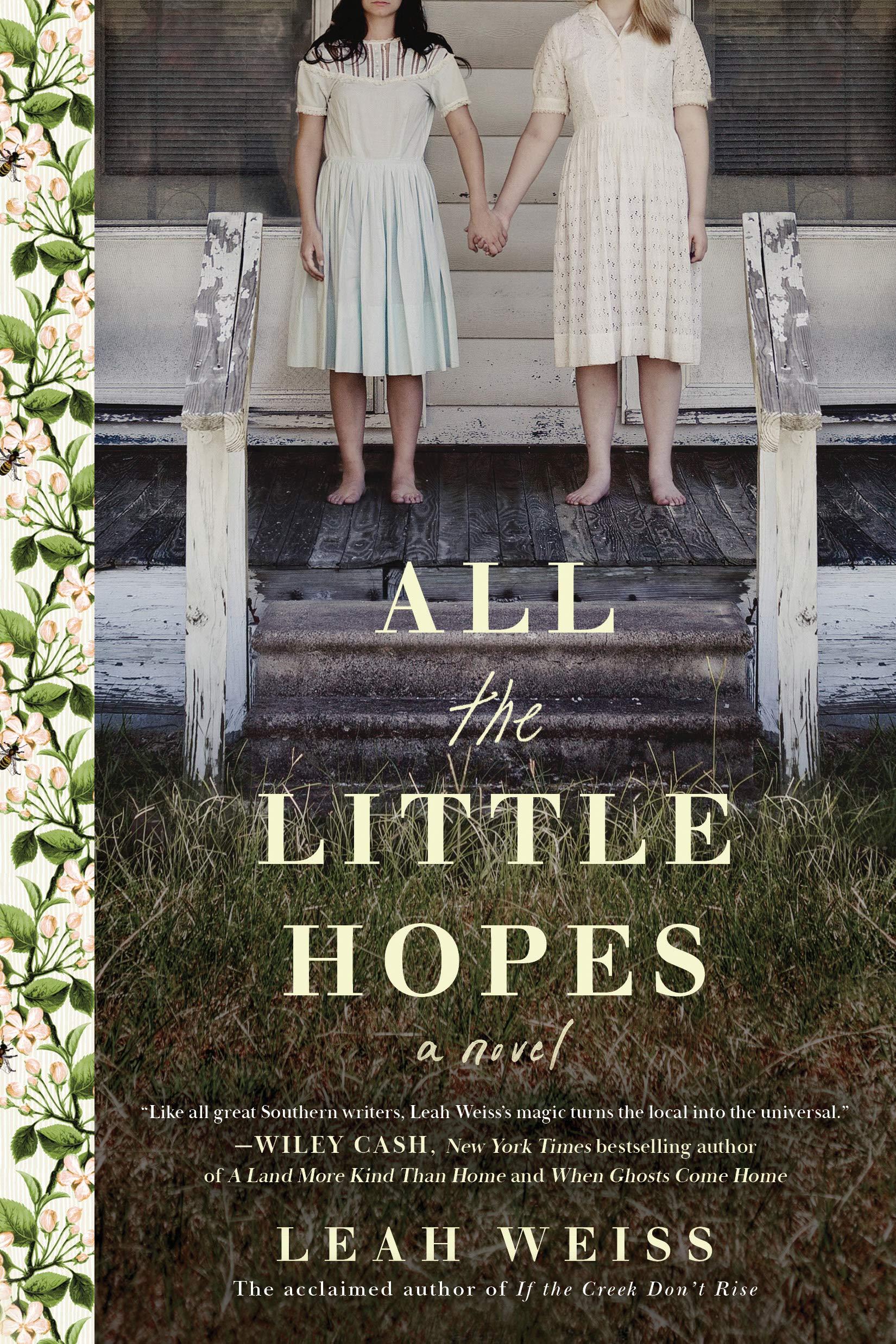 Amazon.com: All the Little Hopes: A Novel (9781728232744): Weiss, Leah:  Books