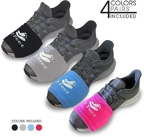 Calcetín de 2 pies para bailar en suelos lisos | sobre zapatillas, pivotes suaves y giros