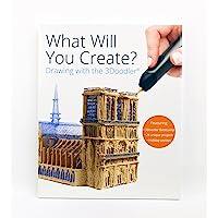 3Doodler DOODBOOK-GENERAL Projet Livre Ce que vous créez?