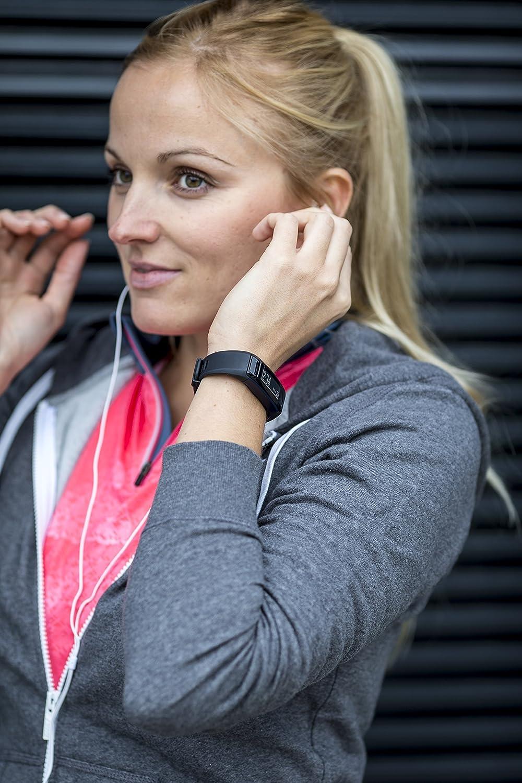 שעון דופק - שעון צעדים חכם של גרמין – Garmin VivoSmart HR