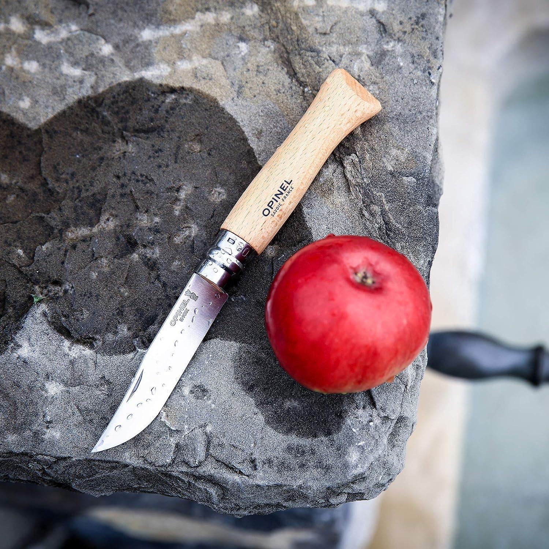 Opinel 1254 - Cuchillo Tradicional de Acero Inoxidable, nĂşmero 9