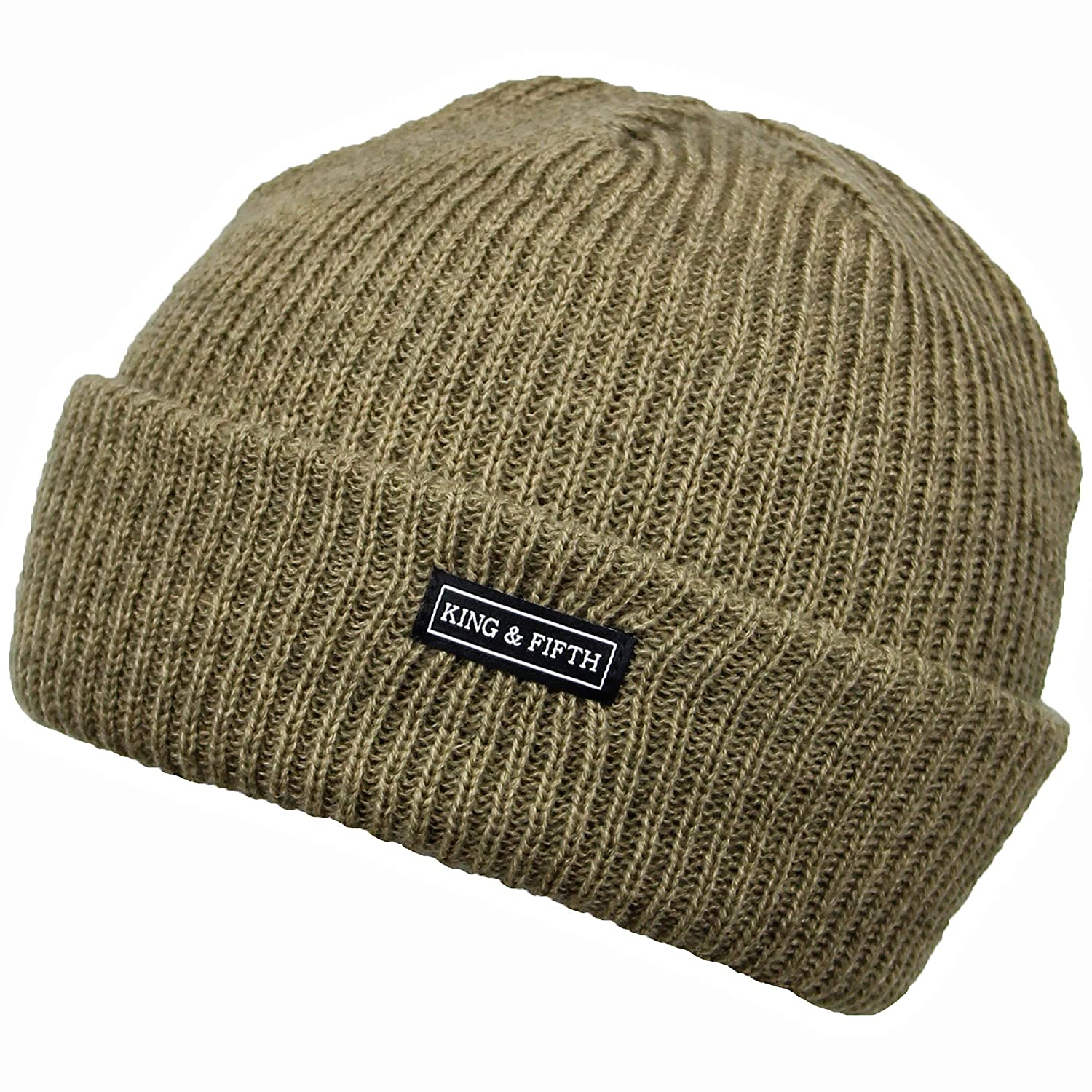 Beanie Premium Quality Beanie Hat Warm Winter Hat Slouchy Beanie for Men /& Women by King /& Fifth