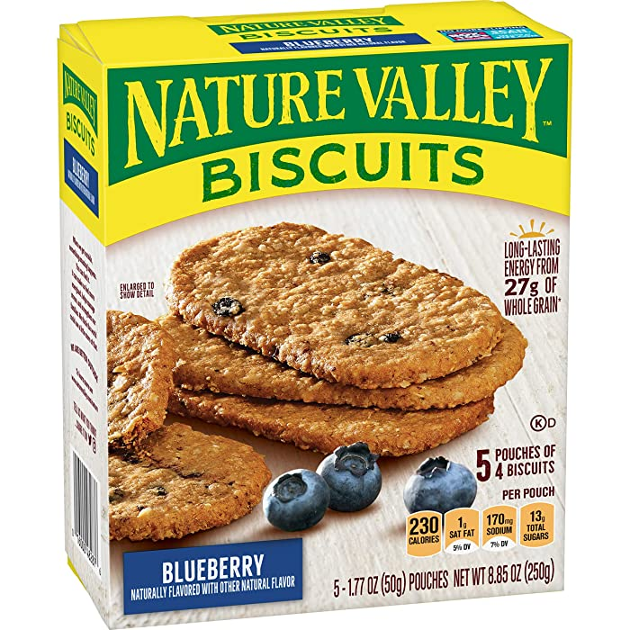 Top 6 Nature Valley Lemon Poppy Biscuit