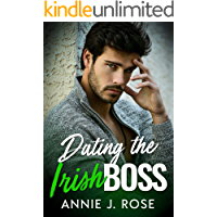 Dating the Irish Boss (Holiday Romances Book 2)