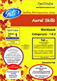 Aural Skills : Category(s) 1 & 2 - Prepare for MARRS Spelling Bee championship .... For pre purchase queries whatsapp 9820354672