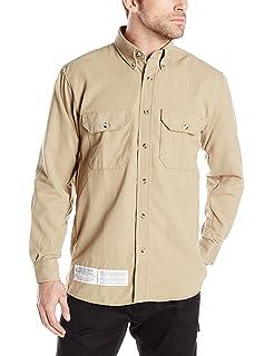 1dfc6a6e0118 Amazon.com  Bulwark Flame Resistant 7 oz CoolTouch 2 Dress Uniform ...