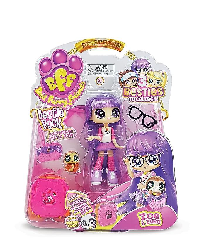 Amazon.es: BFF 31673.0030 - Muñeca de Bestia (los Estilos Pueden Variar), Multicolor: Juguetes y juegos