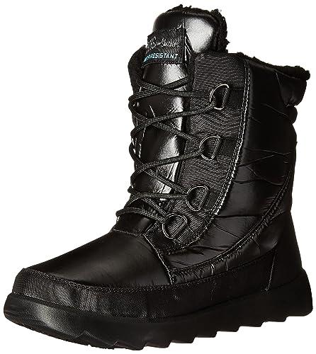 Skechers BOBS Women s Mementos-Snow Cap Winter Boot c16638d0369