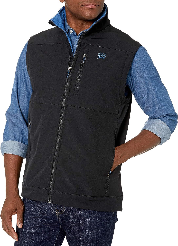 Cinch Men's Concealed Carry Bonded Vest