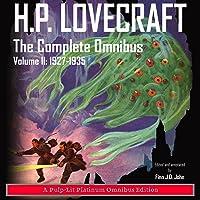 H.P. Lovecraft, The Complete Omnibus, Volume II: 1927-1935