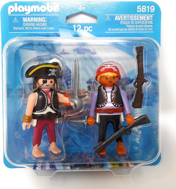 PLAYMOBIL 5819 Duo Pack Piratas: Amazon.es: Juguetes y juegos