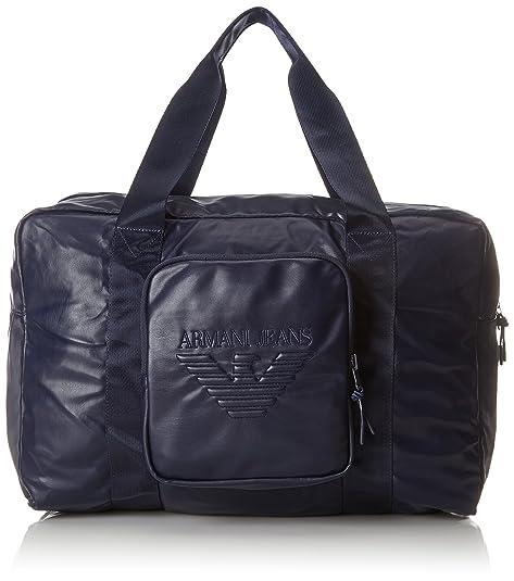 825158d3c0 Armani Jeans Borsone - Borse a secchiello Uomo, Blau (Blu), 31x22x47 ...