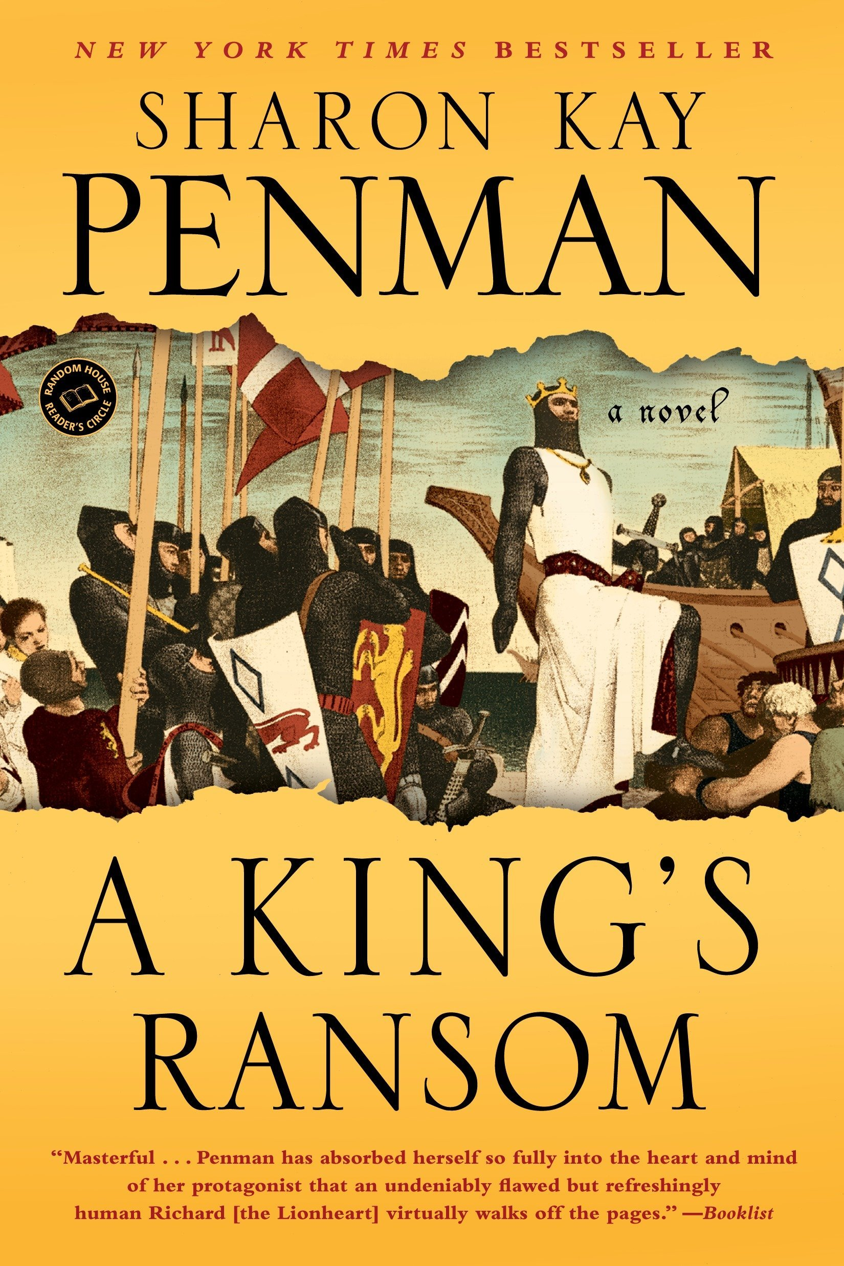 A King S Ransom A Novel 9780345528339 Penman Sharon Kay Books