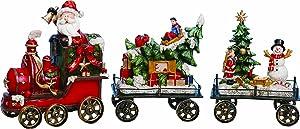 Transpac Holiday Train Set