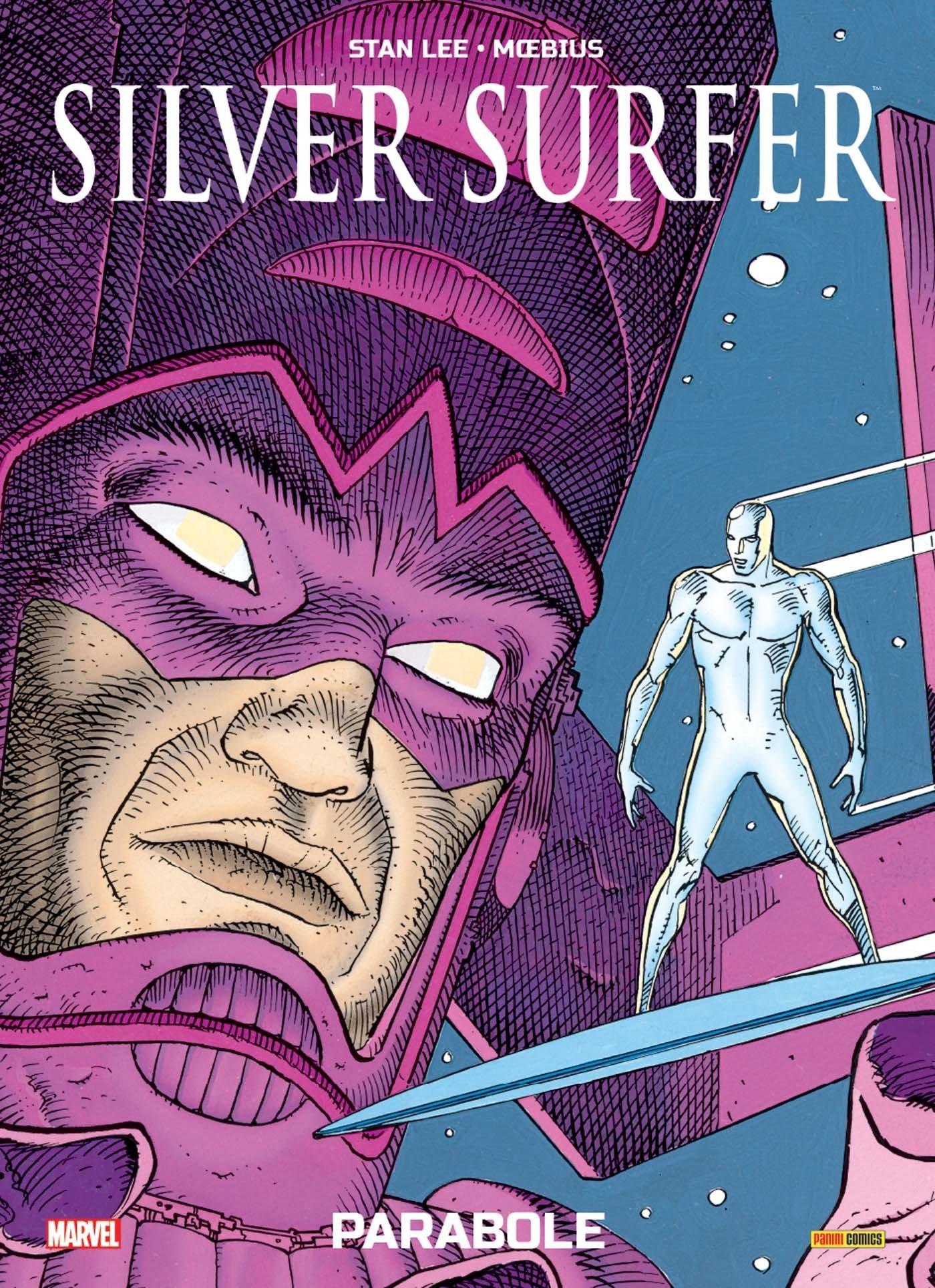 Silver Surfer : Parabole Album – 2 mai 2018 Stan Lee Moebius Panini 2809469482