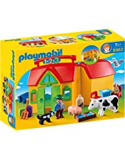 Playmobil 123: Granja  Maletín