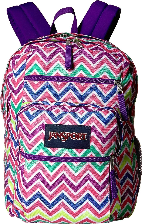 20ec2e879 Jansport Big Student Backpack Vivid Purple | The Shred Centre