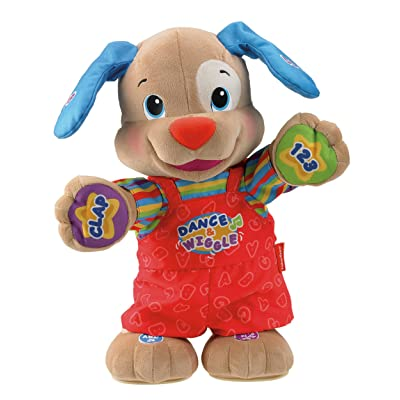 Fisher-Price Laugh & Learn Dance And Play Puppy: Toys & Games