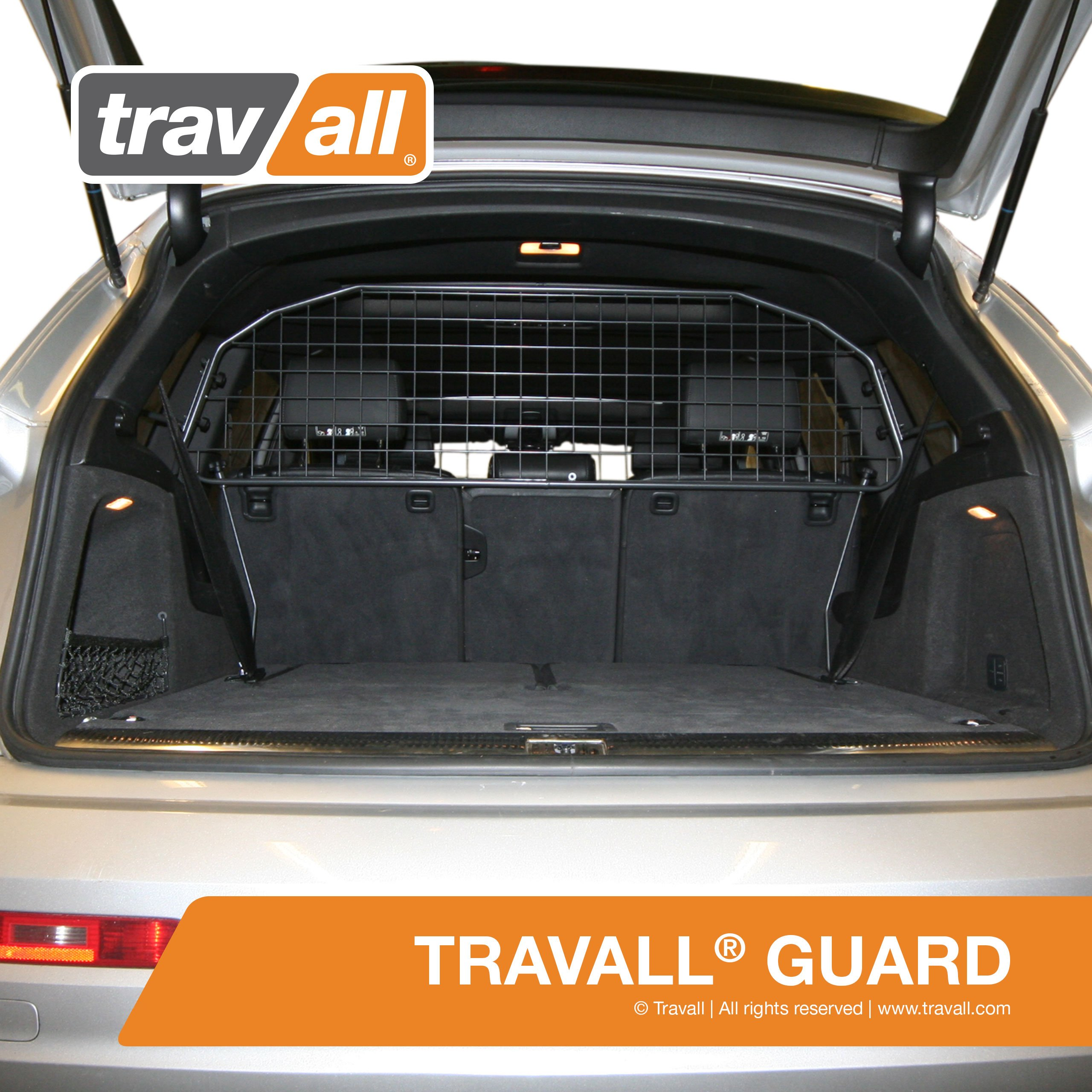 AUDI Q7 Pet Barrier (2006-2015) - Original Travall Guard TDG1354