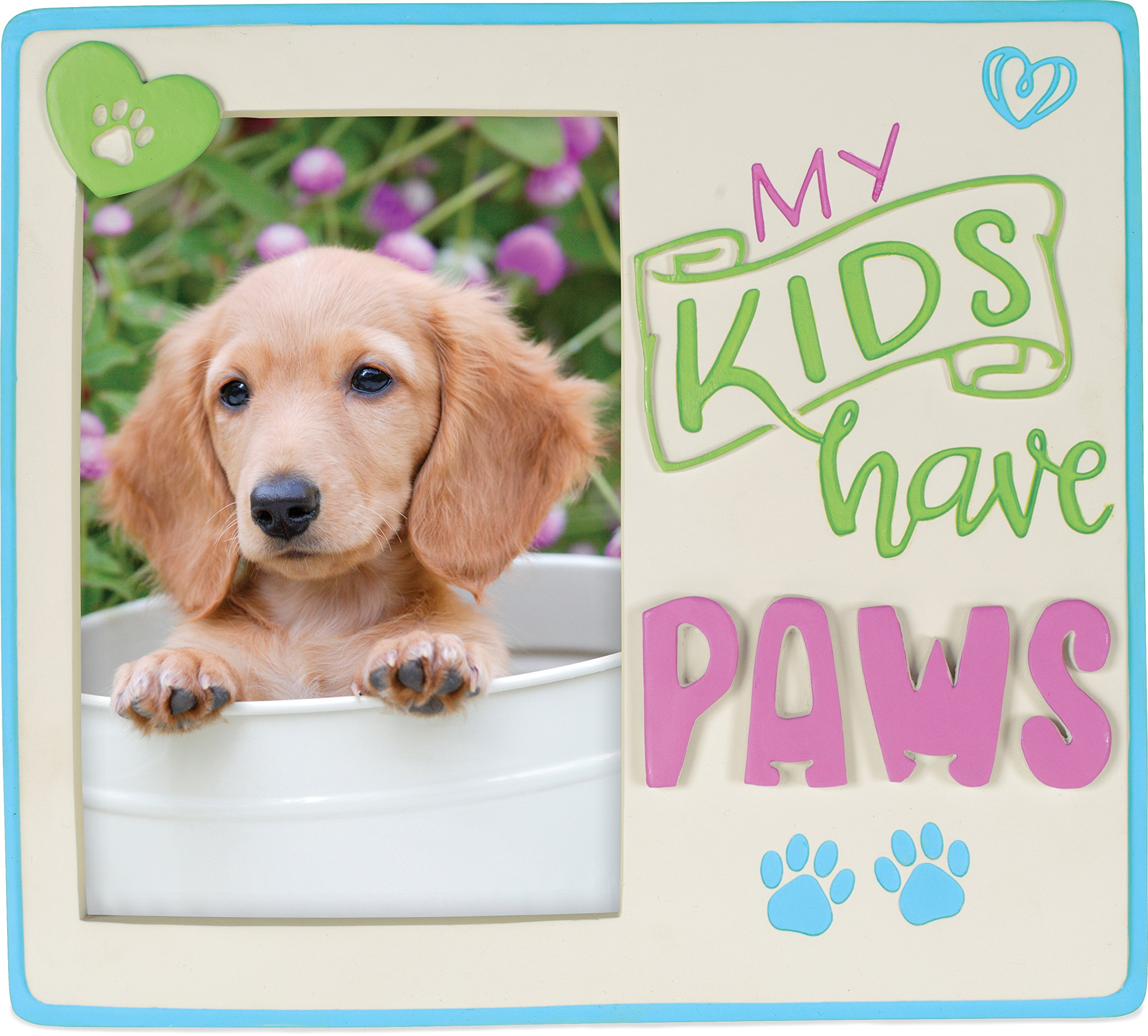 Angelstar My Kids Have Paws Photo Frame