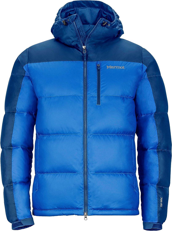 B00021NB7Q Marmot Men's Guides Down Hoody Winter Puffer Jacket, Fill Power 700 91BVRNWFOxL