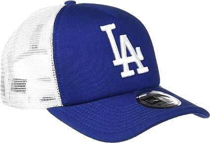 casquette homme bleu