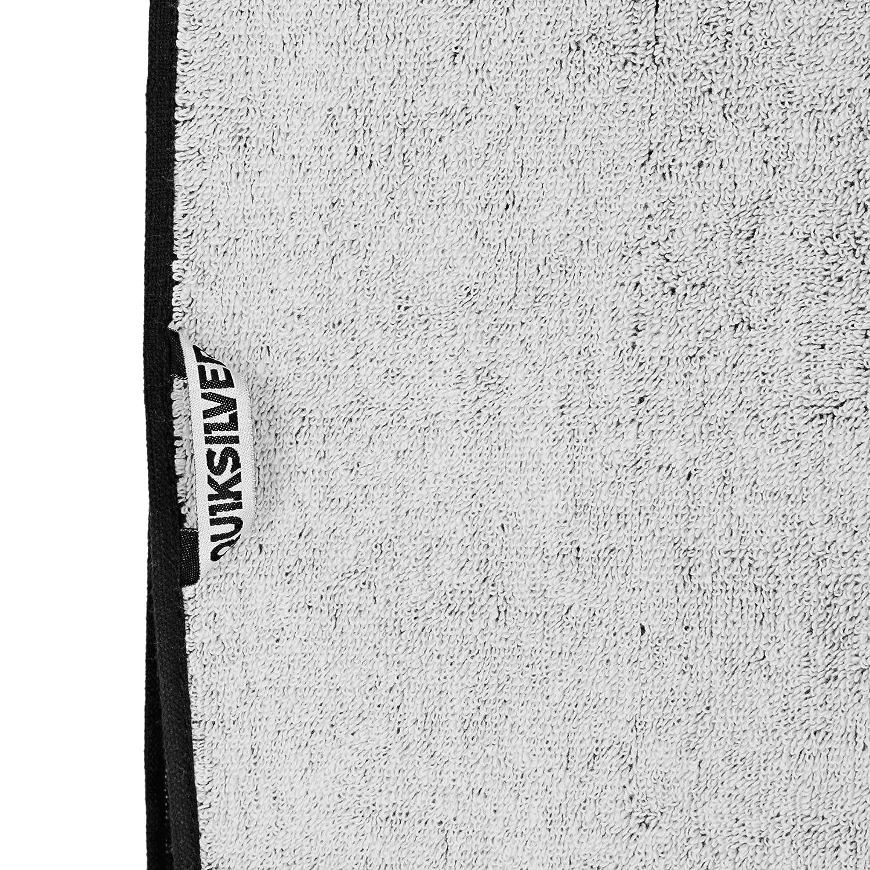 Quiksilver Woven Logo Toalla, Hombre, Black, Talla Única: Amazon.es: Deportes y aire libre