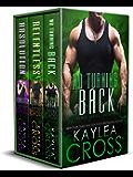 Suspense Series Box Set: Books 3-5