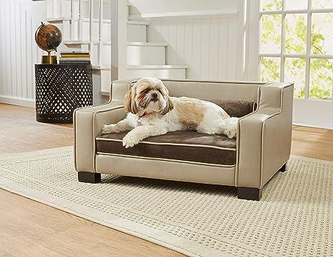 Amazon.com: Sofá para mascotas Enchanted Home Lincoln: Mascotas