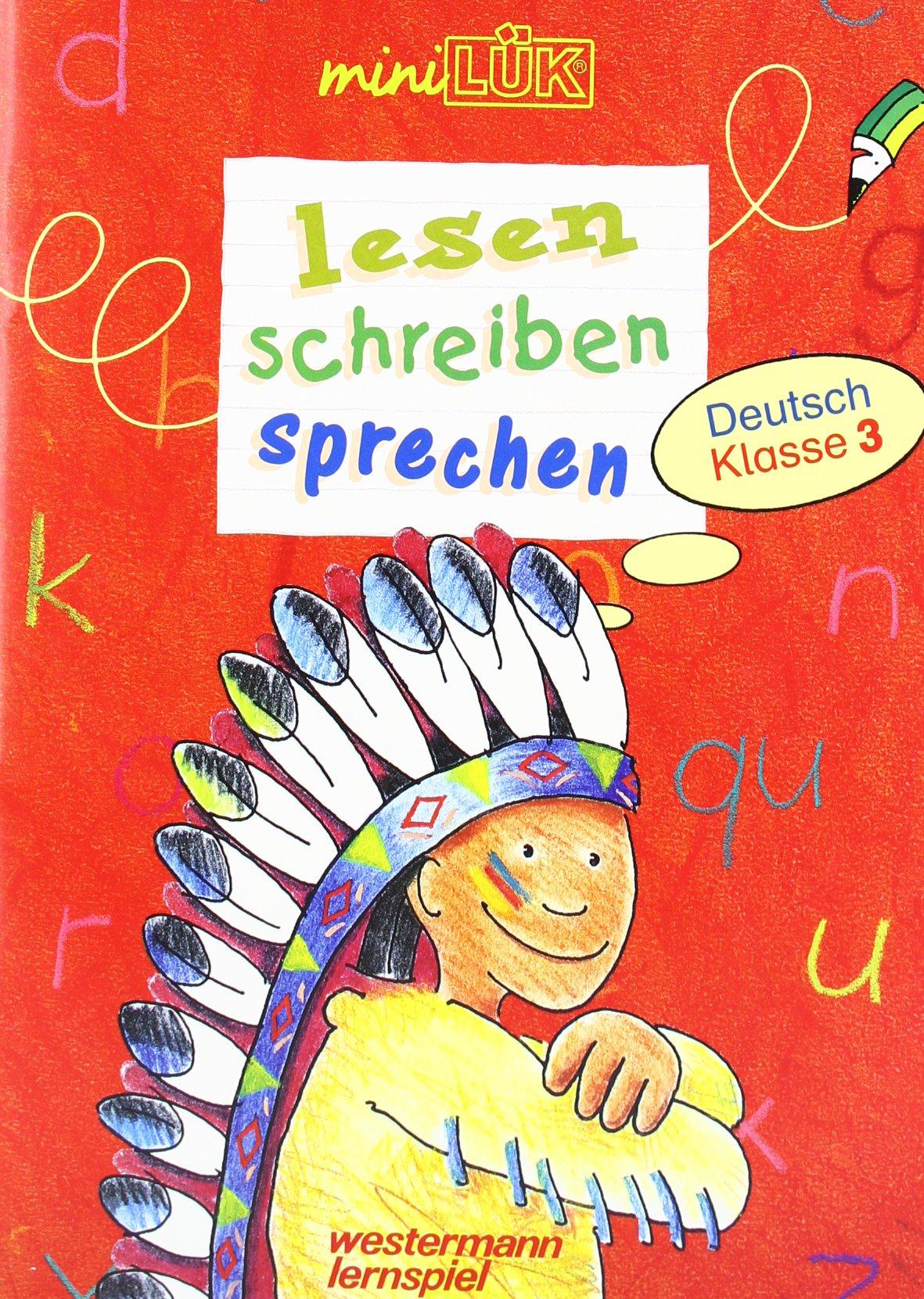 miniLÜK mit Zusatznutzen / Deutsch: miniLÜK: Deutsch Klasse 3