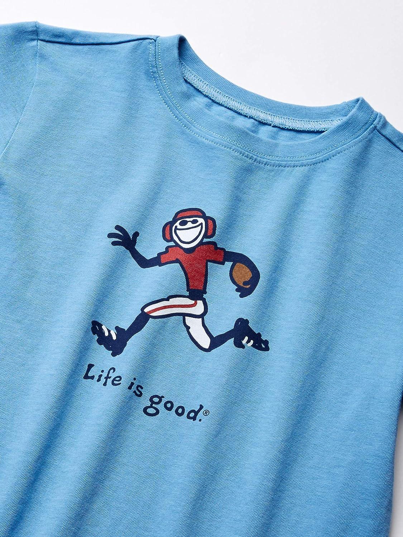 Life is Good Boys Crusher Longsleeve Tee