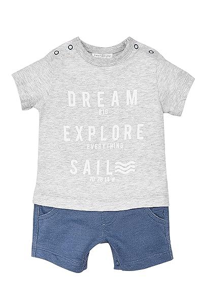 next Bebé Niño Pelele Eslogan (0 Meses - 2 Años) Corte Estándar 1.5-2 años: Amazon.es: Ropa y accesorios