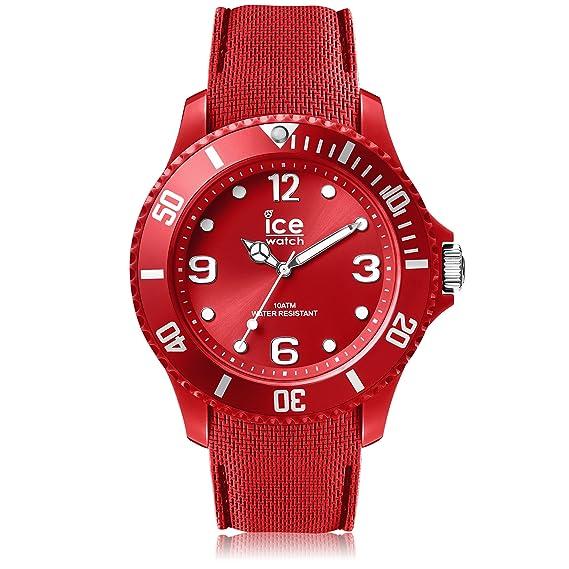 Ice-Watch Reloj Analógico para Hombre de Cuarzo con Correa en Silicona 7267