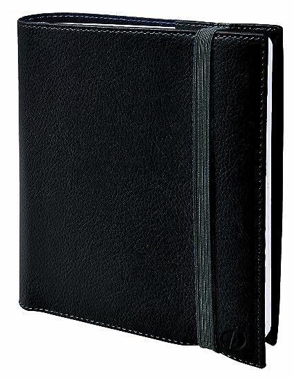 Quo Vadis 540053Q - Agenda 2020 Time & Life Medium Castellano, Color Negro