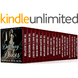 Dazzling Dukes (Regency Romance): 18 Book Box Set