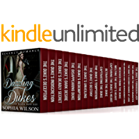 Dazzling Dukes: 18 Book Box Set