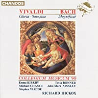 Vivaldi: Ostro Picta, Armata Spina / Gloria in D Major / Bach, J.S.: Magnificat in D Major