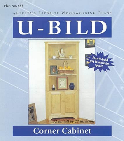 U Bild 888 Corner Cabinet Project Plan Indoor Furniture