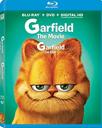 Amazon Com Garfield The Movie Blu Ray Movies Tv