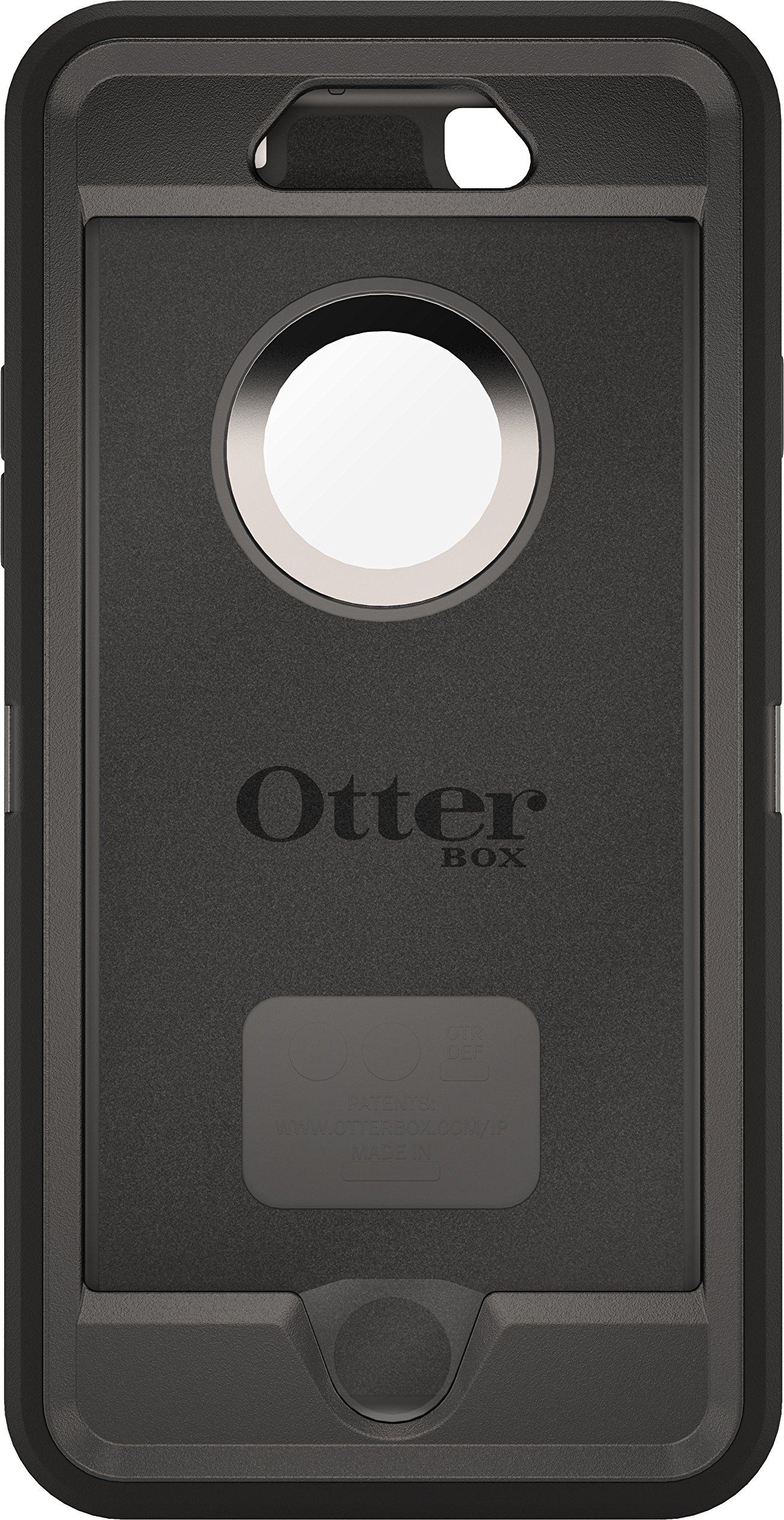 OtterBox Defender iPhone 6/6s Case - Retail Packaging - Black by OtterBox (Image #4)