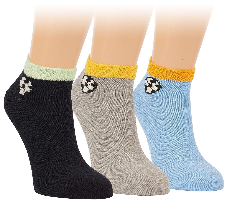 Vitasox Kinder Jungen Sneaker Socken Sneakersocken Füßlinge Fußball Baumwolle einfarbig ohne Naht 3er, 6er Pack 212266