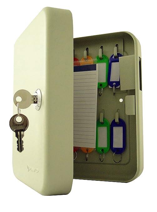 PAVO 8014415 - Armario llavero (para 20 llaves), color beige ...