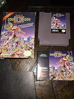 Amazon.com: Double Dragon III: The Sacred Stones: nintendo ...