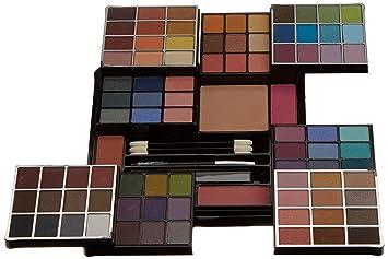 Amazon.com: Markwins Estuche de maquillaje Showstopper Mega ...
