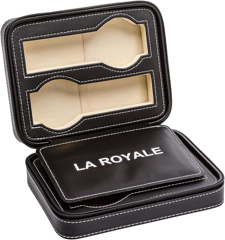 La Royale Viaggio 4 Watch Travel Case