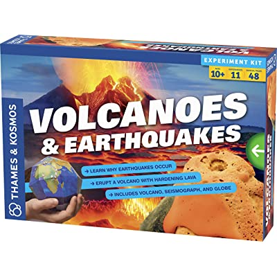 Thames & Kosmos Volcanoes and Earthquakes: Toys & Games