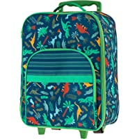Stephen Joseph Rolling Luggage Green One Size